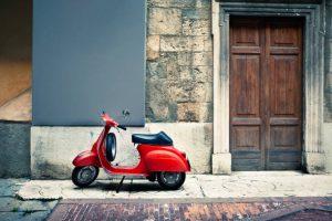 Verzekering voor scooter