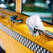 Bestel een taxi