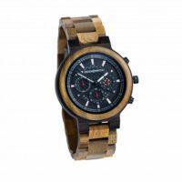 Zeer mooie houten horloges