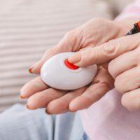 Alarmknop ouderen