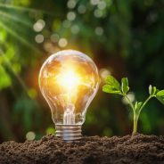 Lampen op zonne energie